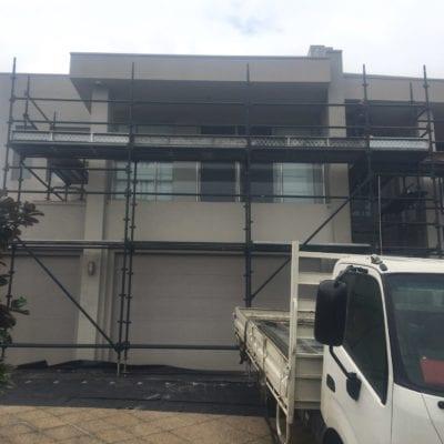 Duplex Scaffolding